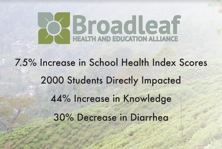 Broadleaf NGO Accomplishments
