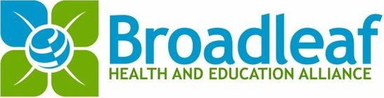 Broadleaf Health and Education Alliance Logo